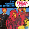 "FRANK ZAPPA & THE MOTHERS OF INVENTION ""Freak Out!"""